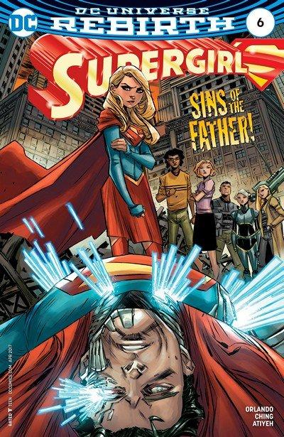 Supergirl #6 (2017)