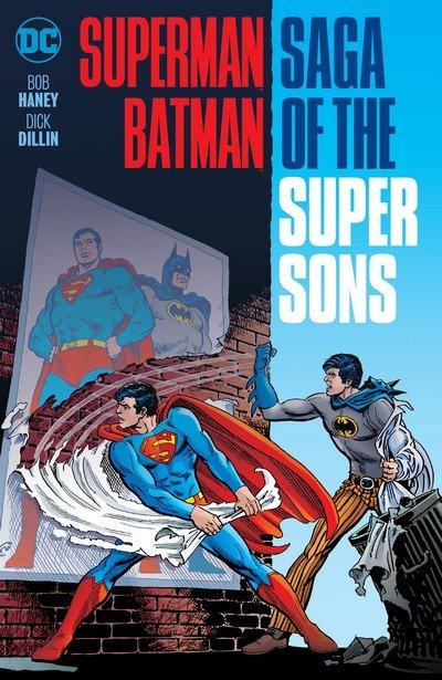 Superman-Batman – Saga of the Super Sons (2017)