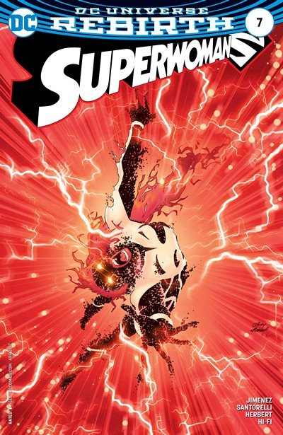 Superwoman #7 (2017)