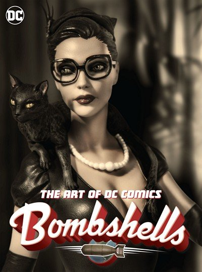 The Art of DC Comics Bombshells (2016)