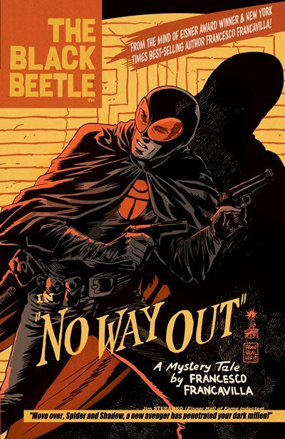 The Black Beetle Vol. 1 – No Way Out (2013)