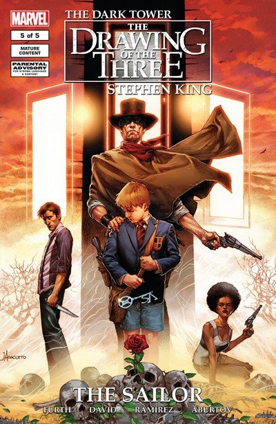 The Dark Tower – The Drawing of the Three – The Sailor #5 (2017)