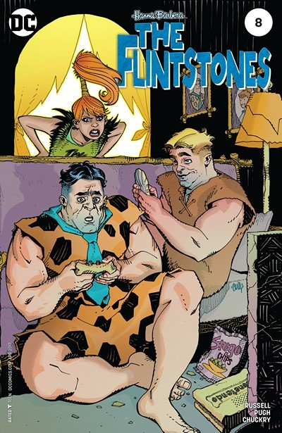 The Flintstones #8 (2017)