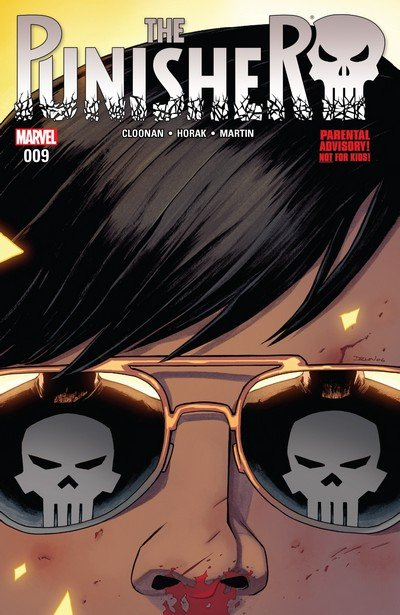 The Punisher #9 (2017)