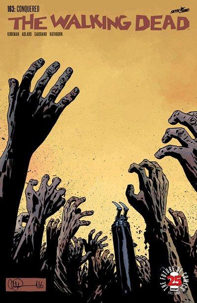 The Walking Dead #163 (2017)