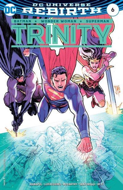 Trinity #6 (2017)