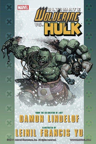 Ultimate Wolverine vs. Hulk (2010)