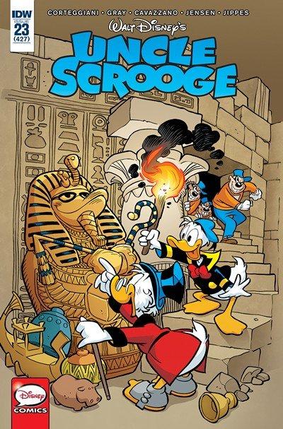 Uncle Scrooge #21 – 23 (2016-2017)