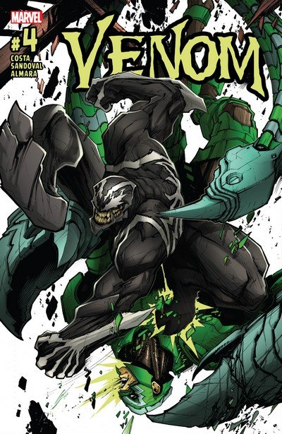 Venom #4 (2017)