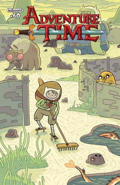 Adventure Time #60 (2017)