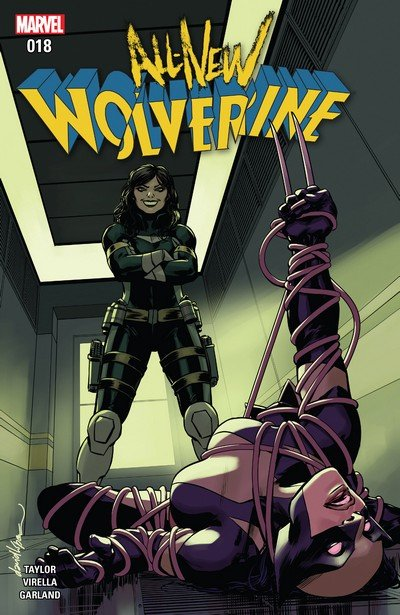 All-New Wolverine #18 (2017)