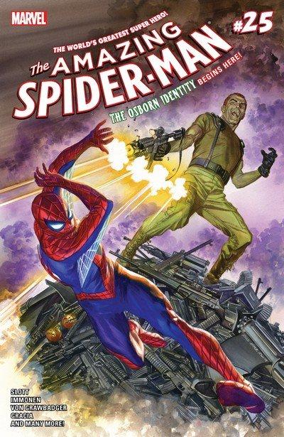 Amazing Spider-Man #25 (2017)