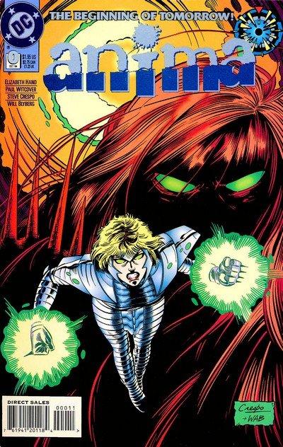 Anima #0 – 15 (1994-1995)