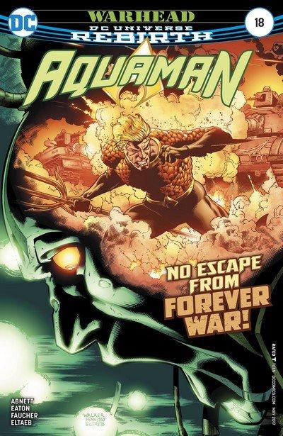 Aquaman #18 (2017)