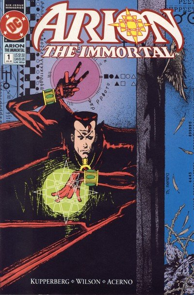 Arion – The Immortal #1 – 6 (1992)