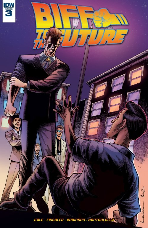 Back to the Future – Biff to the Future #3 (2017)