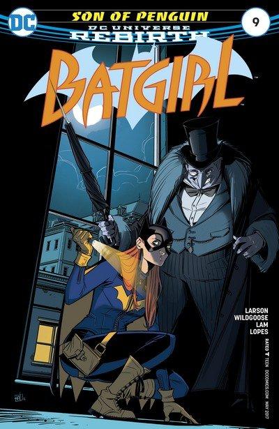 Batgirl #9 (2017)