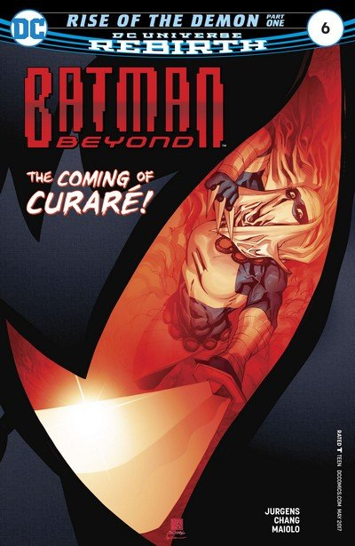 Batman Beyond #6 (2017)