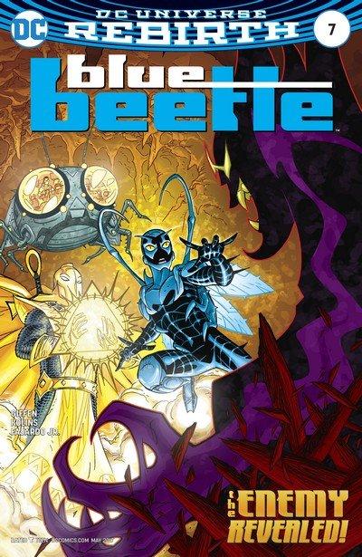 Blue Beetle #7 (2017)
