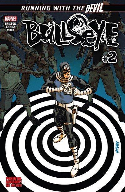 Bullseye #2 (2017)