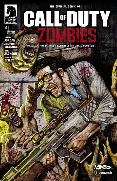 Call of Duty – Zombies #3 (2017)