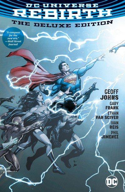 DC Universe – Rebirth – The Deluxe Edition (2016)