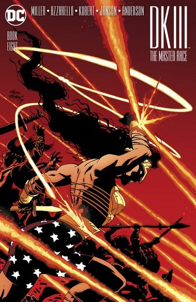 Dark Knight III – The Master Race #8 (2017)