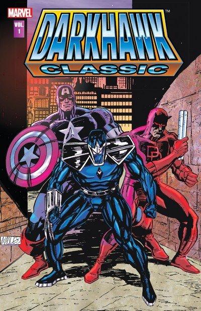Darkhawk Classic Vol. 1 (2012)