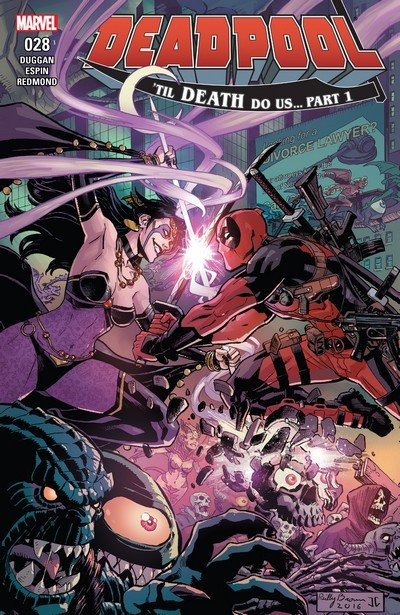 Deadpool #28 (2017)