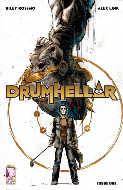 Drumhellar #1 – 10 + TPB Vol. 1 – 2 (2013-2014)
