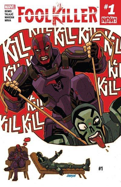 Foolkiller #1 – 5 (2017)
