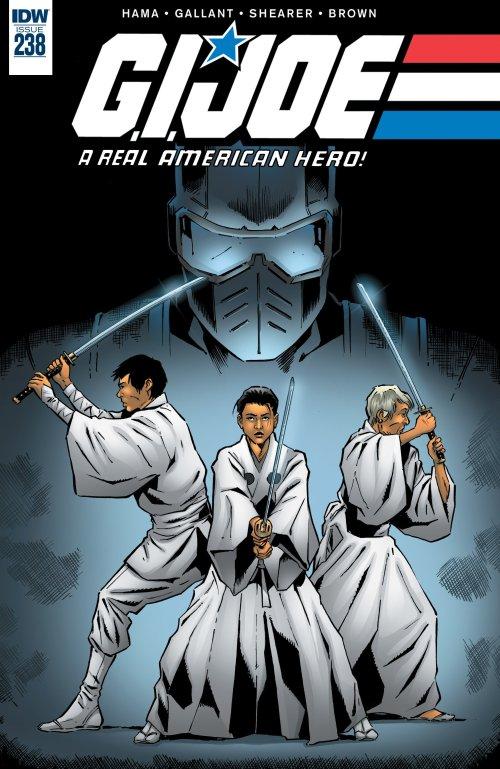 G.I. Joe – A Real American Hero #238 (2017)