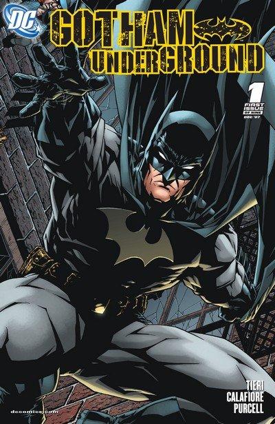 Gotham Underground #1 – 9 (2007-2008)