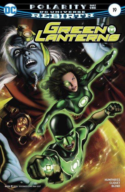 Green Lanterns #19 (2017)
