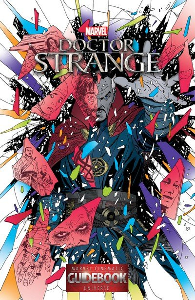 Guidebook to the Marvel Cinematic Universe – Marvel's Doctor Strange (2017)