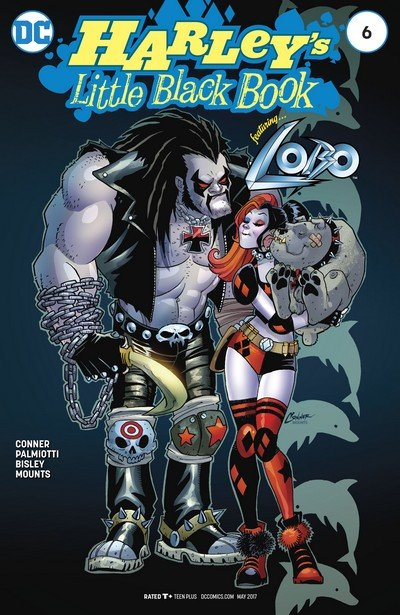Harley's Little Black Book #6 (2017)