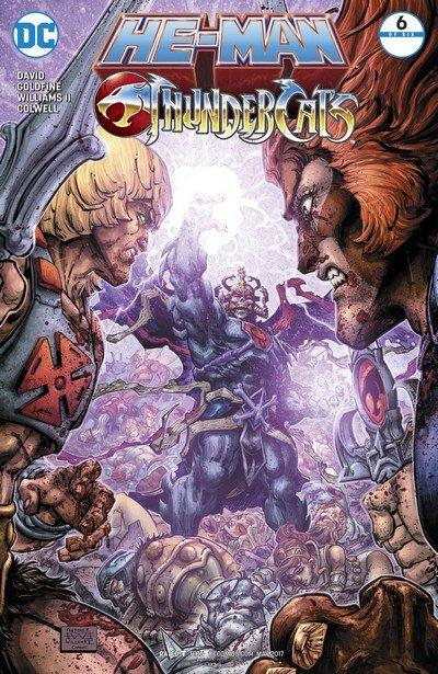 He-Man – Thundercats #6 (2017)