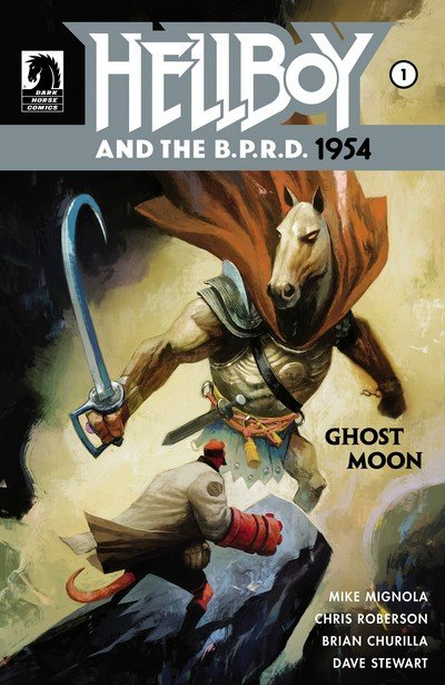 Hellboy and the B.P.R.D. – 1954 – Ghost Moon #1 (2017)