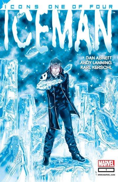 Iceman #1 – 4 (2001-2002)