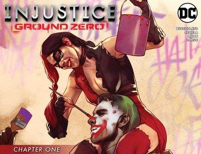 Injustice – Ground Zero #1 – 24 (2016-2017)