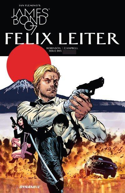 James Bond – Felix Leiter #3 (2017)