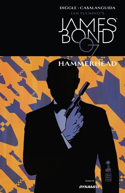 James Bond – Hammerhead #6 (2017)