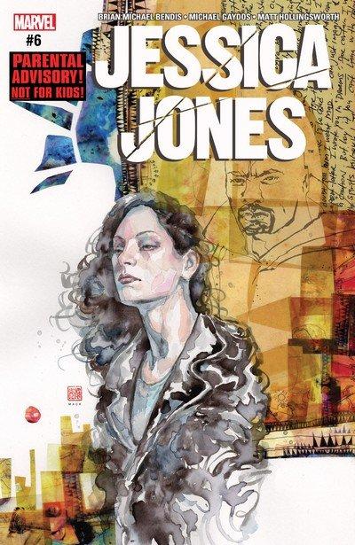 Jessica Jones #6 (2017)