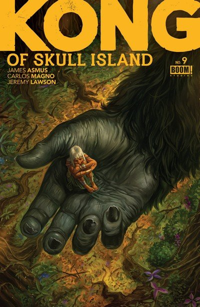 Kong Of Skull Island #9 (2017)