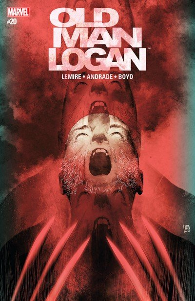 Old Man Logan #20 (2017)