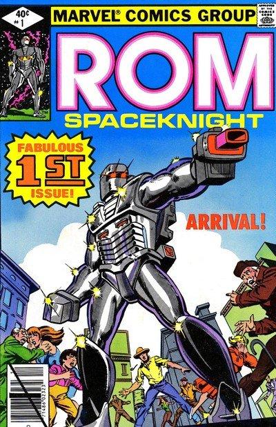 ROM #1 – 75 + Annuals (1979-1986)