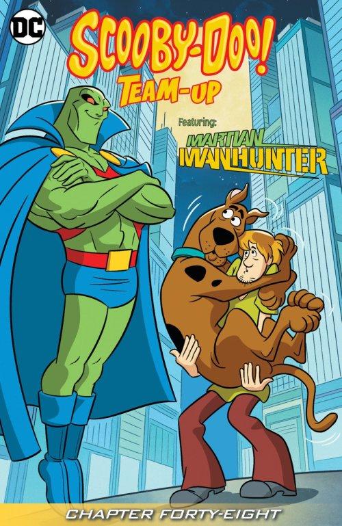 Scooby-Doo Team-Up #48 (2017)