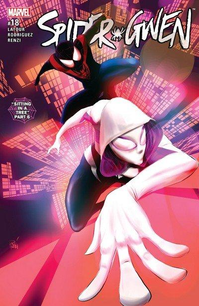 Spider-Gwen Vol. 2 #18 (2017)