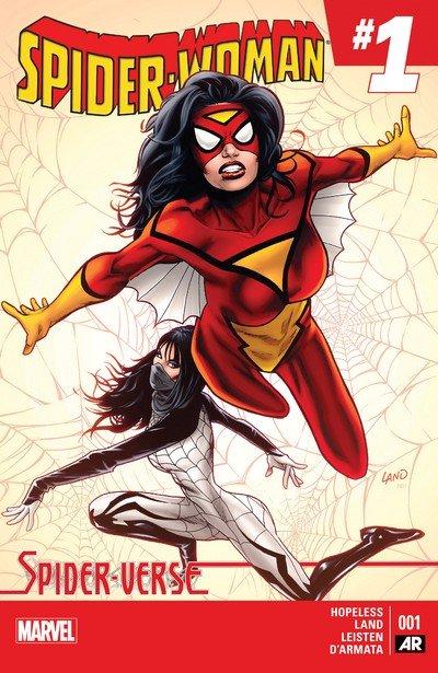 Spider-Woman Vol. 5 #1 – 10 (2015)