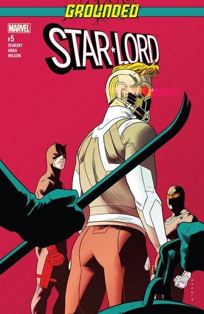 Star-Lord #5 (2017)